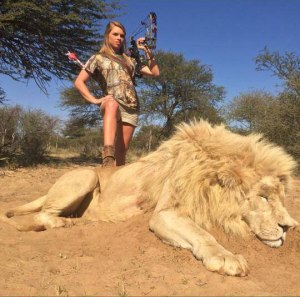 http://africageographic.com/blog/happy-huntress-the-next-melissa-bachman/
